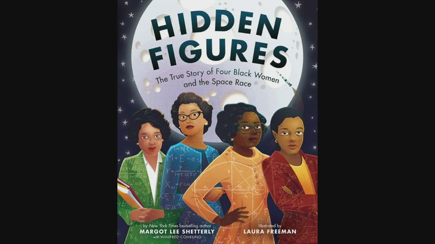 A reading of Hidden Figures by Margot Shetterly