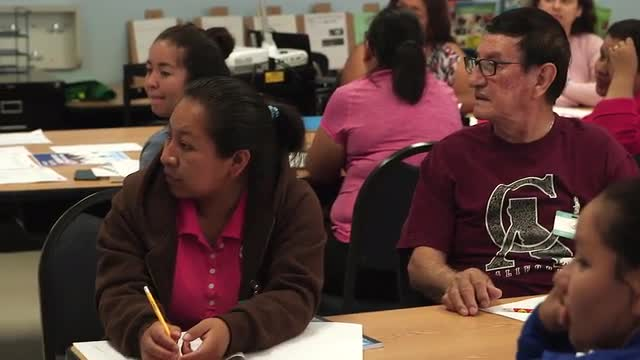 The Family Success Initiative Program Video - LA Unified's Division of Adult and Career Education