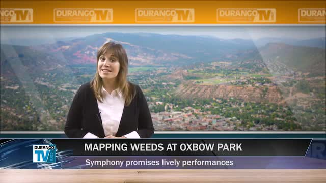 Students Map the Oxbow Preserve in Durango