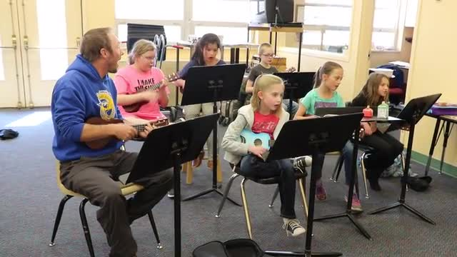 Fort Lewis Mesa Ukulele Club