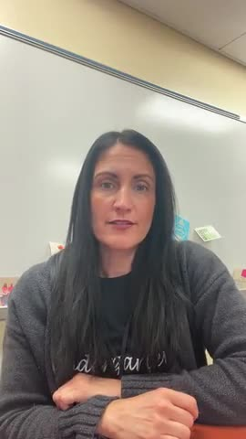 Assistant Principal Bitmoji School Message