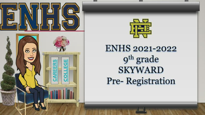 HOW TO PRE REGISTER USING SKYWARD