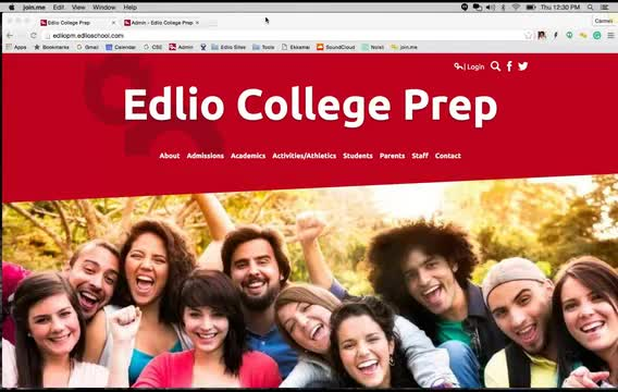 Edlio Pages Webinar