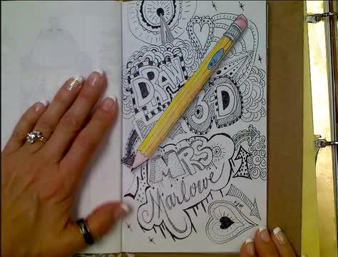 3-D Pencil