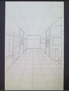 3rd period Hallway