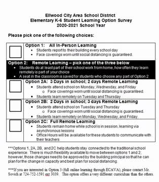 Elementary Education Path Video - A preview of the survey