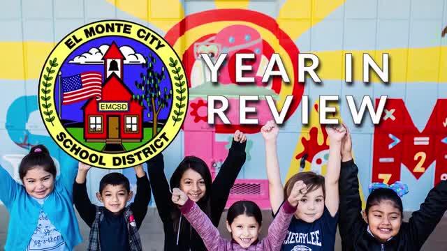 El Monte City School District End of Year Video!