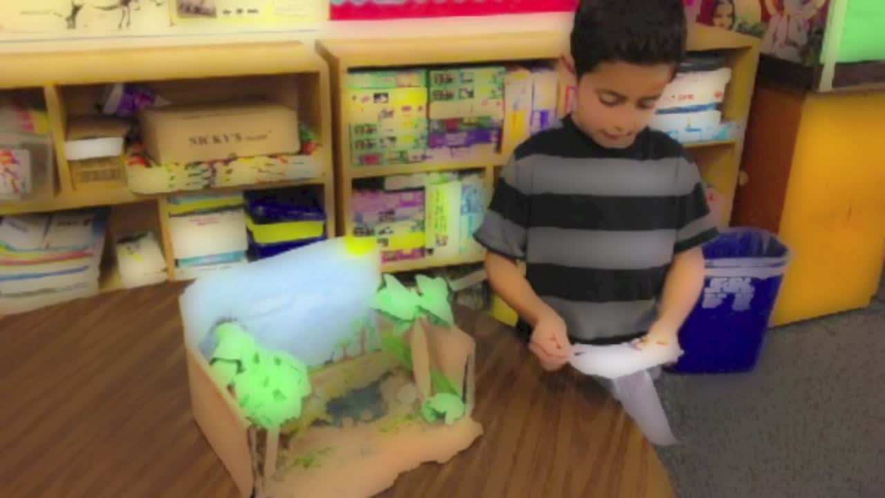 Mrs Parrington Loves Science: Mrs. Love's 2nd Grade Dinosaur Diorama Projects, March