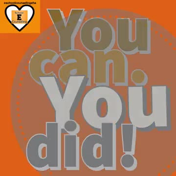 You Can-You Did