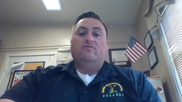 Good afternoon all,  This video is just an update on information you may already be aware of. It is the first of potentially many video posts offered in the coming days. As we gain knowledge and information, we will continue to pass it along at both the school and district level.   Thank you, stay safe, and if possible, please stay home.  Best Regards,   Anthony L. Varni, Principal Dent Elementary School