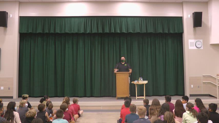 4th grade awards assembly