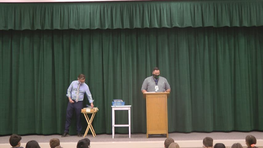 5th grade awards assembly video
