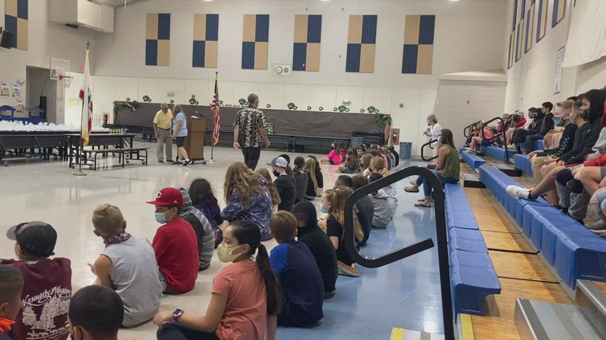 End of Year 4th and 5th Viking Award Assembly 6-2-2021