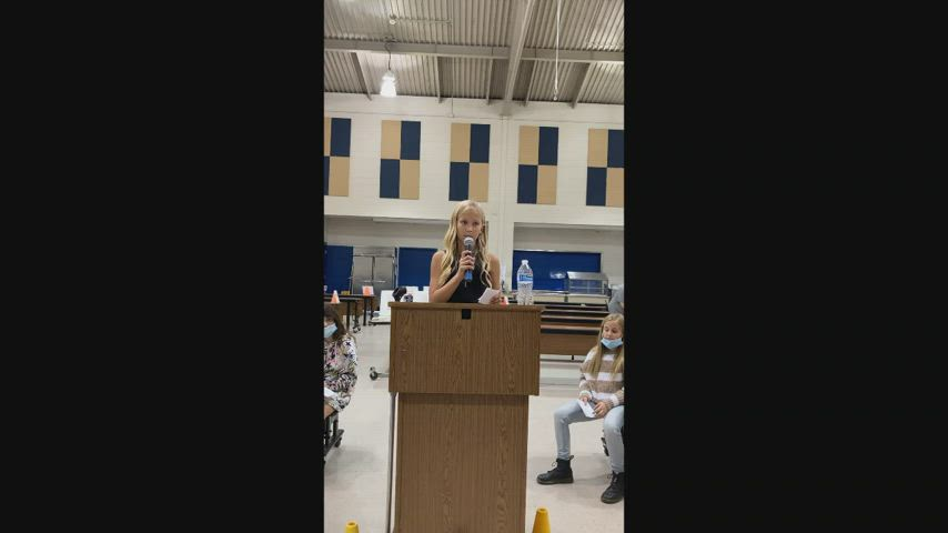 Student Council Election Speeches