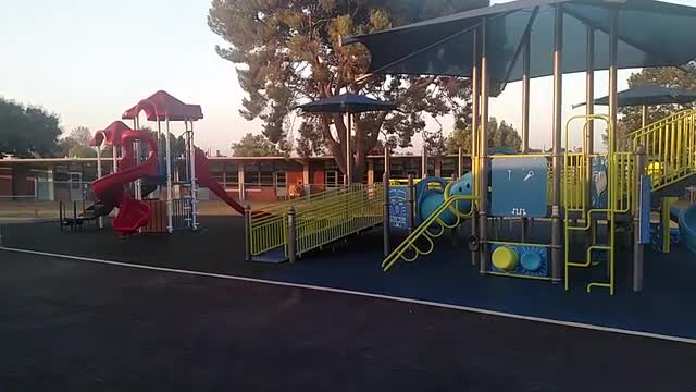 A short video showcasing La Colima's new kindergarten playground