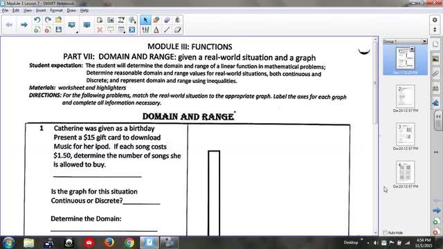 Module 3 Lesson 7