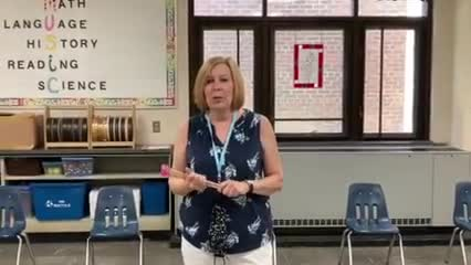Mrs. Schweikert's Open House at South Elementary