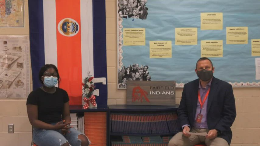 Superintendent Sitdown with Magdalene Adotey