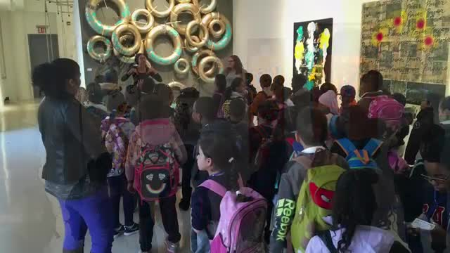 Class Trip to the Museum