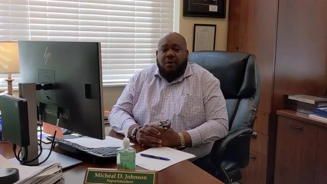 Superintendent's Coronavirus Update (March 16, 2020)