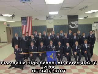 AFJROTC TX-20012 Cadets Fall 2014.