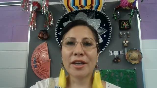 Greetings from Mrs. Ortiz