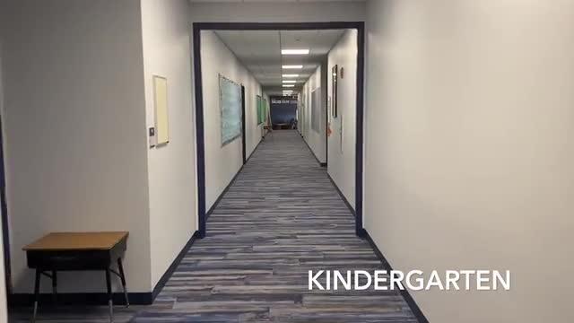 Elementary School Building Virtual Tour