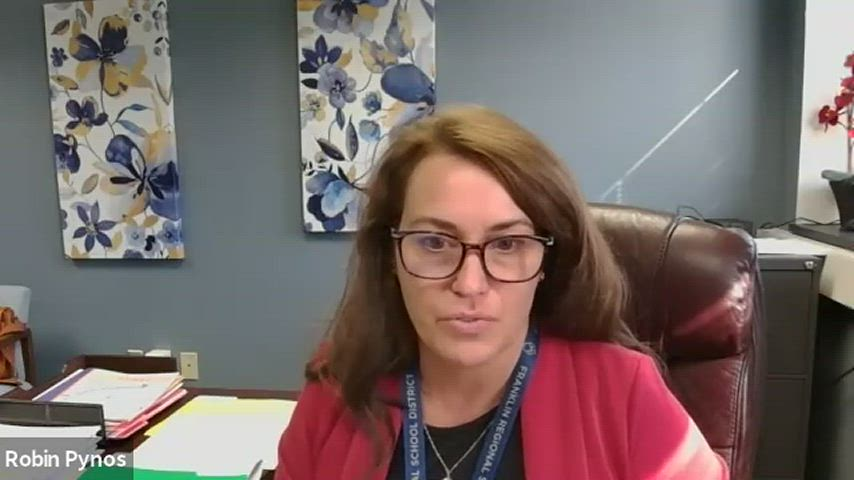 Franklin Regional Board of School Directors Curriculum Committee Meeting: April 7, 2021