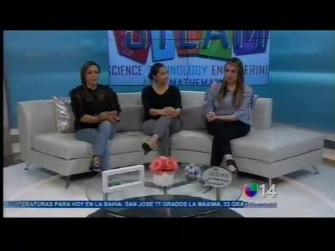 STEAM After School Programs Interview with Univision