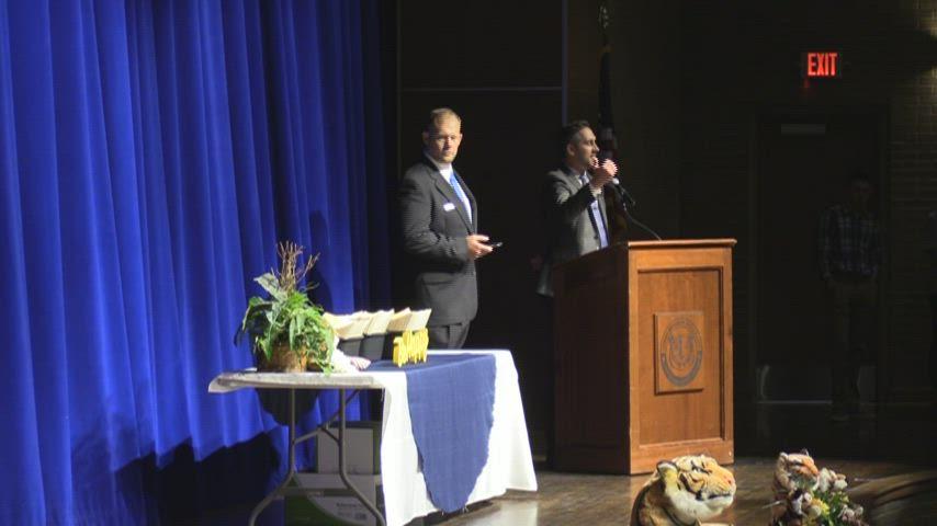 6th Grade Awards Ceremony 2021