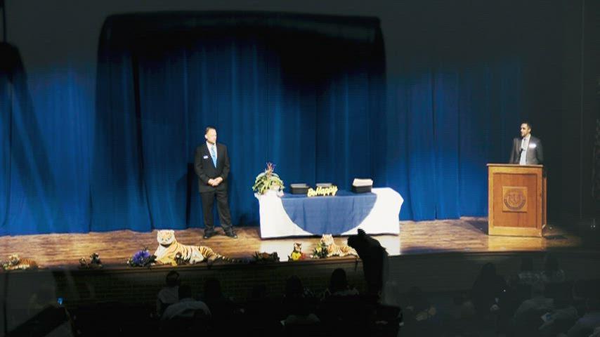 8th Grade Awards Ceremony 2021