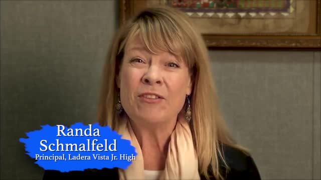 Former Principal Schmalfeld
