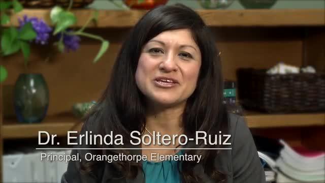 Orangethorpe School Video