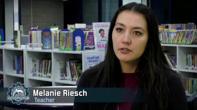 A video highlighting programs at Pacific Drive.