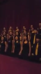 """Under Pressure,"" sung by Choir II"