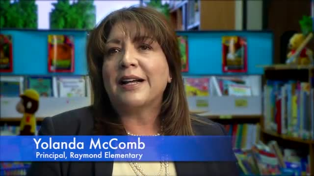 A brief overview of Raymond Elementary School.