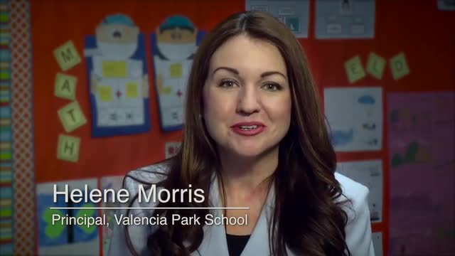 Valencia Park School Overview Video
