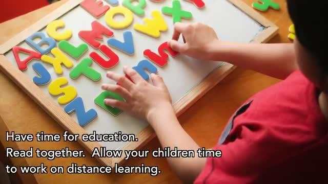 Tips on Social Distancing for Children - OCDE