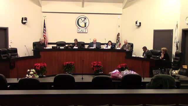 Board Meeting 12-12-17