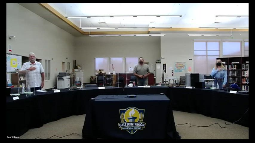 Board Meeting 6-24-21 (Open Session, Streamed Online)