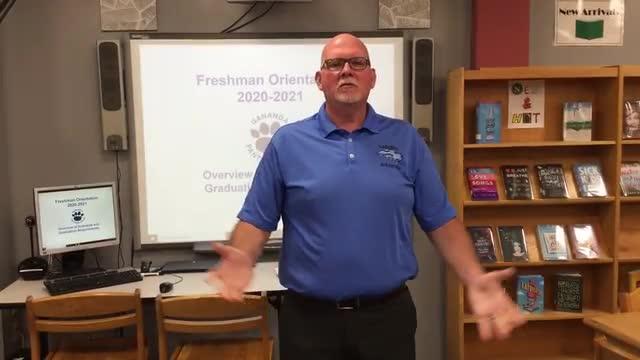 Freshman Orientation 2020