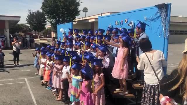 Dewey Kinder Promotion, Class of 2019