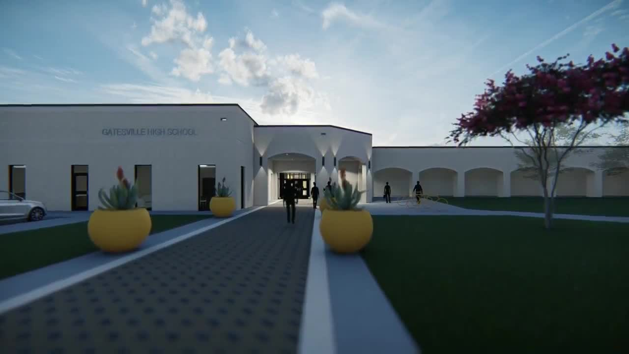 High School Addition/Renovation – New Construction Projects