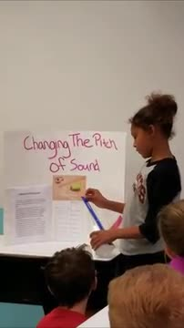 Science project presentation