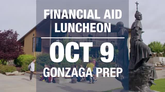 Financial Aid Luncheon
