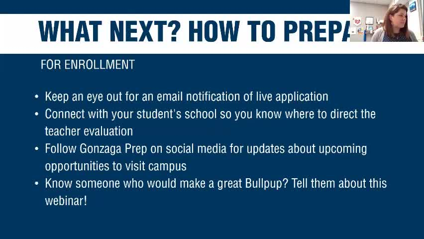 Webinar Clip - How to Prepare