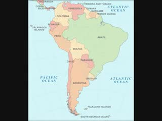 South America capitals and countries song   Gorzycki Middle on