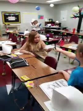Fourth Grade Mannequin Challenge Video