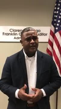 Auditor Clarence Mingo