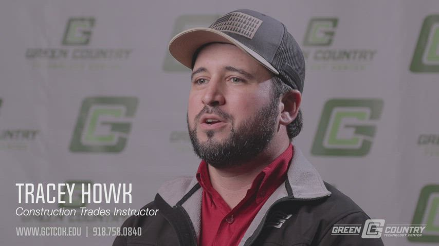 Video of the Construction Trades Program